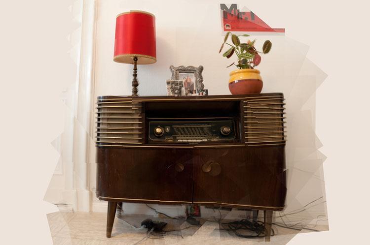radiocollage